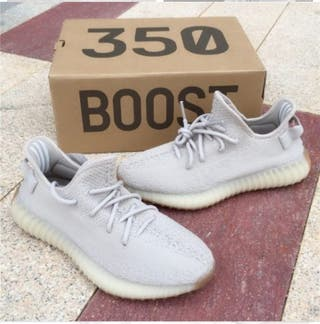 Yeezy v2 350 Sesame UK 7