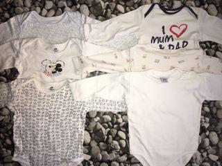 Lote 6 Babys 18/24 Meses