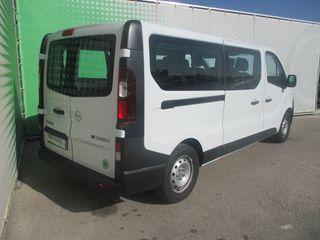 Opel Vivaro 1.6 CDTI 125CV COMBI 9 PLAZAS LARGA