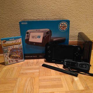 Premium Pack Wii U 32Gb con GamePad