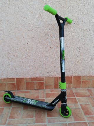 Patinete freestyle