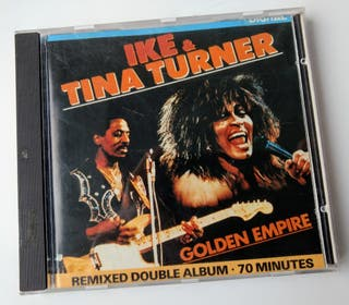 """GOLDEN EMPIRE"" IKE&TINA TURNER"