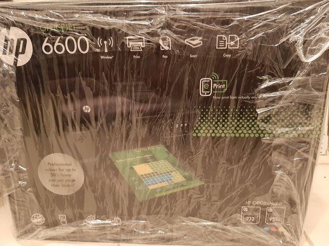 impresora Hp 6600