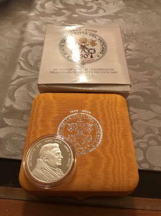 Estuche de Vaticano moneda de 10 euros