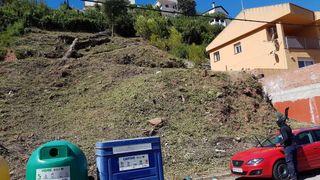 Limpieza de parcela - limpiar terreno