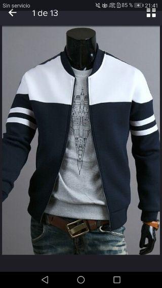 chaqueta de hombte