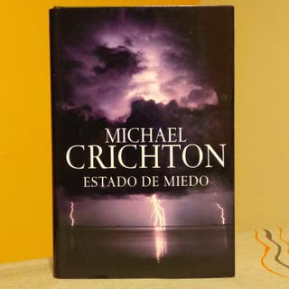 Estado de miedo, Michael Crichton