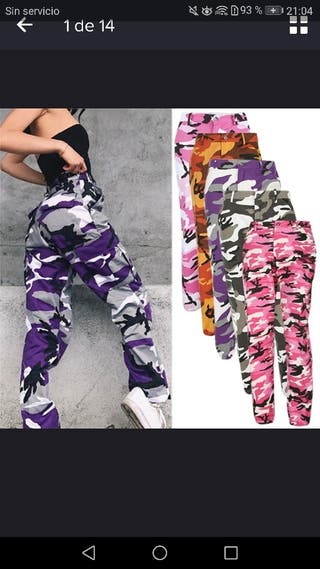 pantalon de militar