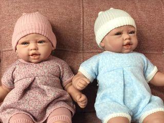 muñecas tipo reborn