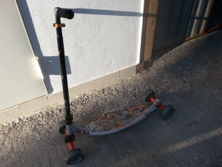 Patinete, scooter 4 ruedas.