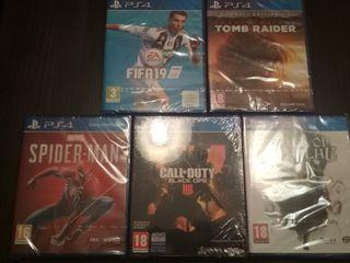 oportunidad juegos Playstation 4