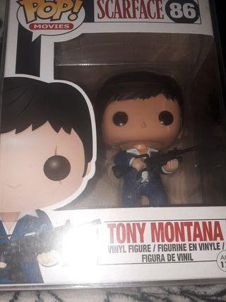 Funko Pop Scarface Tony Montana
