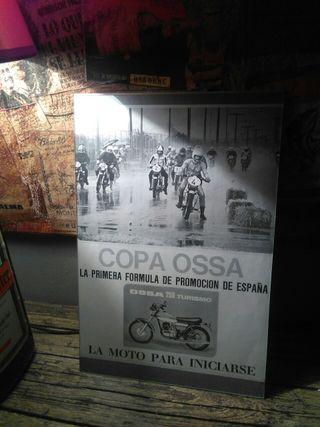 publicidad Ossa copa 250 turismo