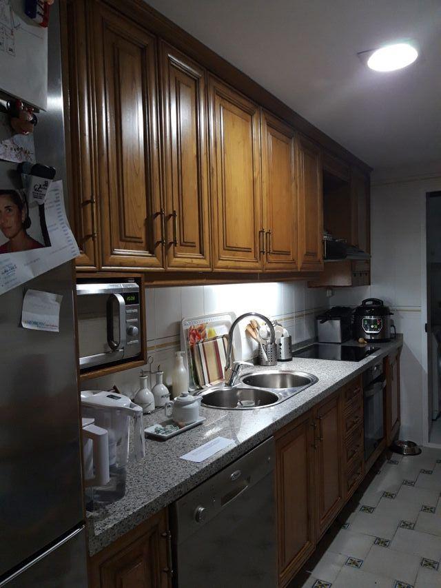 Venta muebles cocina de segunda mano por 850 € en Jaén en WALLAPOP