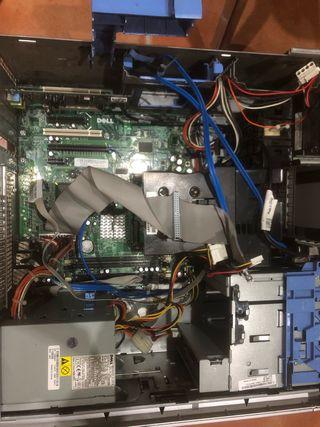 Despiece torre ordenador pc