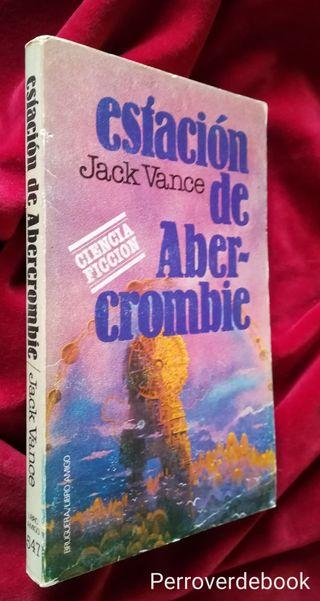 #Vance.. ESTACIÓN DE ABER-CROMBIE
