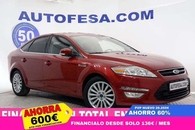 Ford Mondeo 2.0 TDCi 140cv Limited Edition 5p