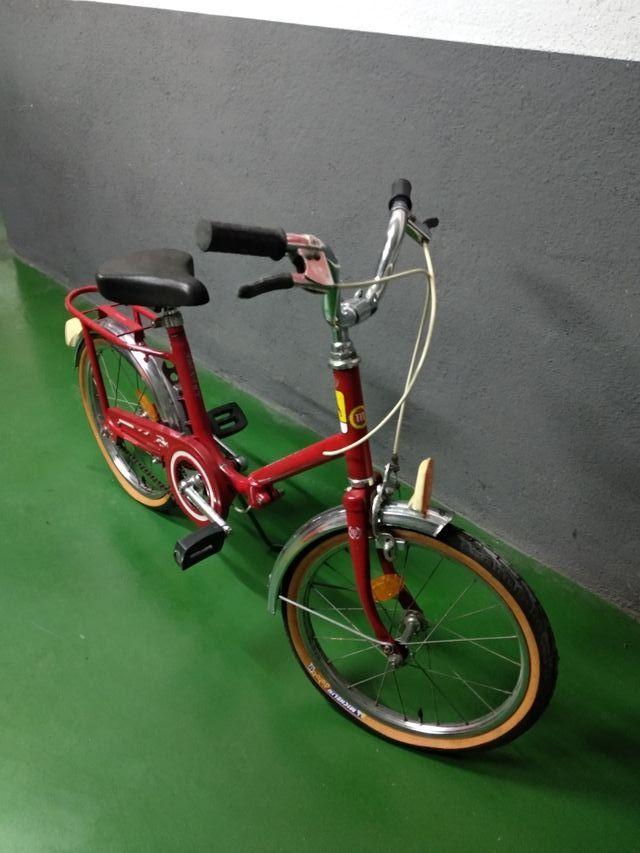 Bici Monty Antigua