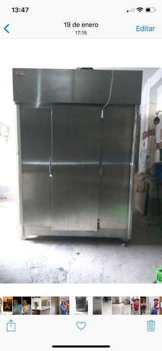 Cámara frigorífica inox prácticamente nueva