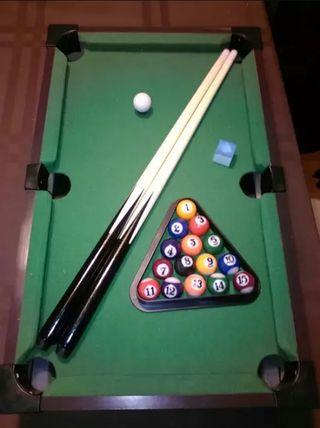 Mesa de billar (juego de mesa)