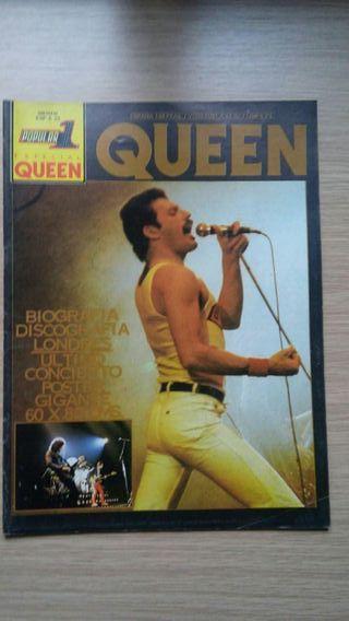 Revista popular 1 especial A 25 Queen