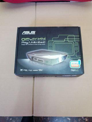 reproductor multimedia Asus oplau Mini