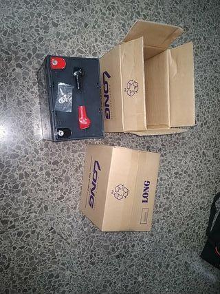 Pack conjunto 2x 36ah bateria silla de ruedas cali