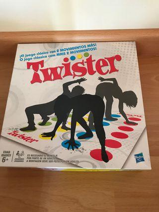 Twister- enredos Nuevo