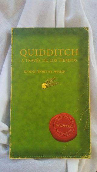 Quiddtich a través de los tiempos. Harry Potter