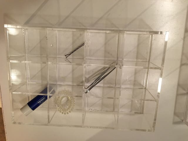 Jewellery or multiple use organise tray or box