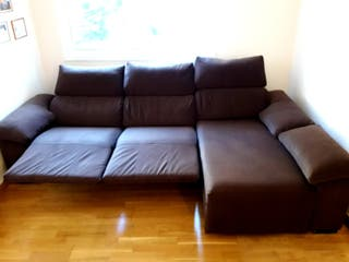 conjunto sofas chaise longue motor