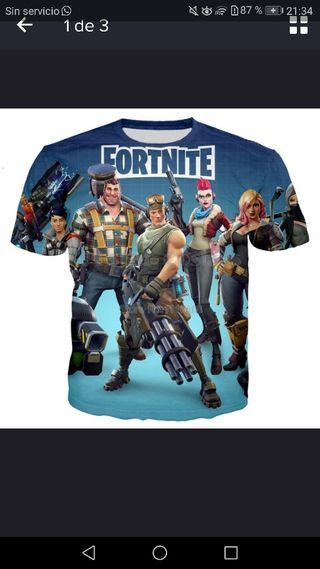 camiseta del fornair