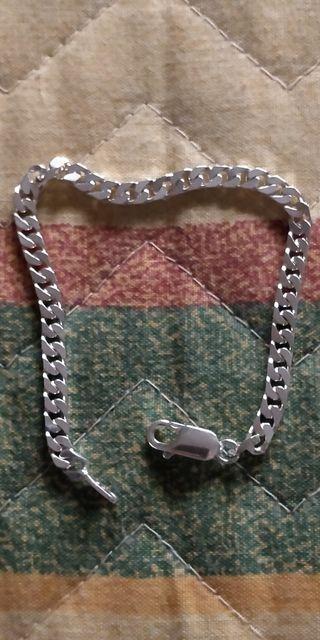pulsera plata 925