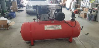 Compresor de aire de 7,5 cv 500 Litros