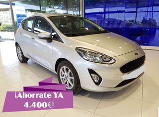 ¡LIQUIDACIÓN STOCK FIN DE AÑO! Ford Fiesta 2018