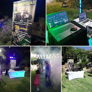 Dj + karaoke fiestas y eventos