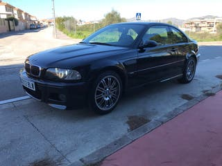 BMW M3 E46 3.2 343cv SMG2 IMPOLUTO!!!