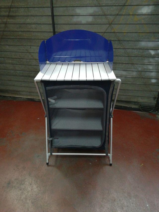 Mueble de cocina para camping de segunda mano por 60 € en Barcelona ...