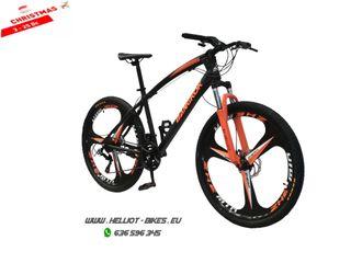 **Bicicleta de Montaña Helliot Bangkok**