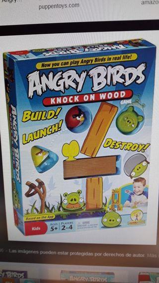 juego Angry Birds+ regalo