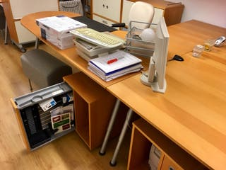 Mobiliario de oficina Ikea