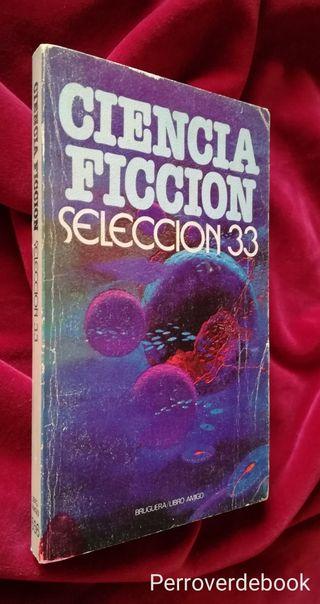 CIENCIA FICCIÓN, Selección 33..