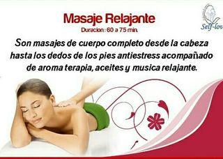 masaje erotico para mujer usera