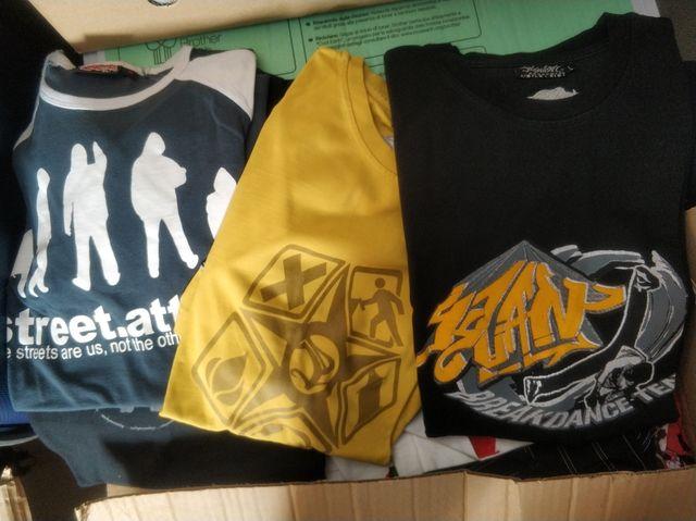 27111a40e57f Camisetas hip hop rap talla L de segunda mano por 9 € en Madrid en ...