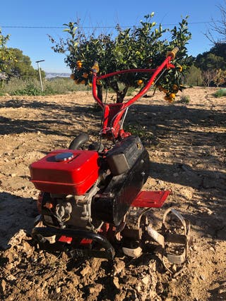 Motocultor base agria y motor 4 tiempos