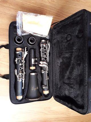 clarinete iniciación principiante