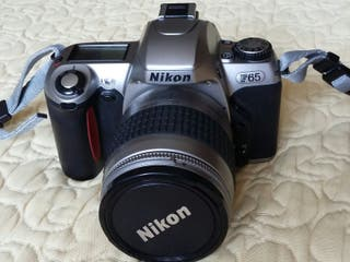 Camara analogica Nikon F65