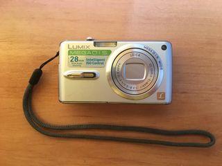 Cámara Digital Panasonic DMC-FX 07 Lumix-Leica