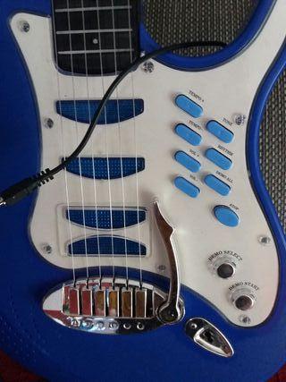 guitarra rocker@