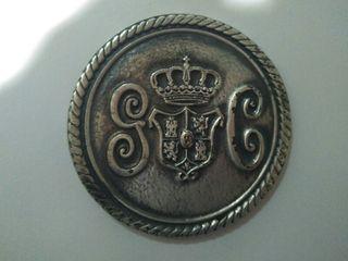 Medallón 150 Aniversario Guardia Civil